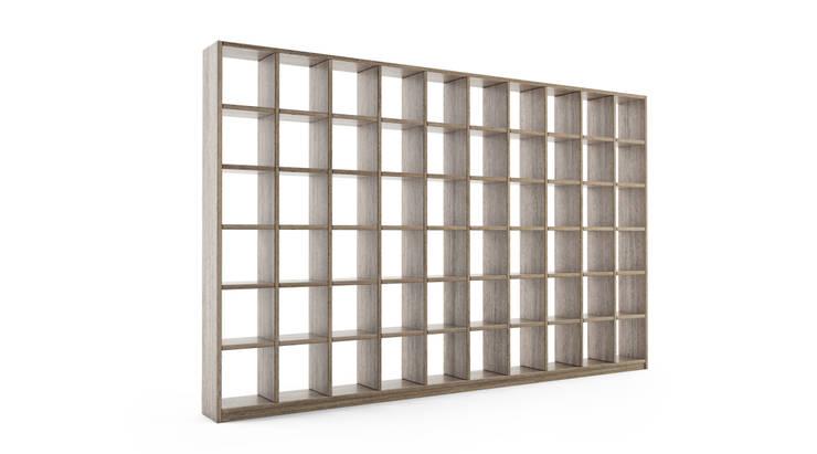 b cherregal aus massivholz nach ma von pickawood gmbh homify. Black Bedroom Furniture Sets. Home Design Ideas