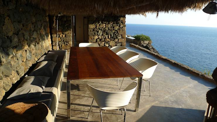 Homify 360 due case in pietra a pantelleria for Homify case