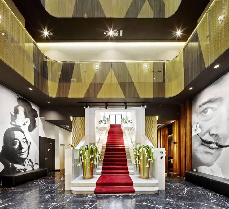 Visitando el hotel vincci gala barcelona - Hotel vincci barcelona ...