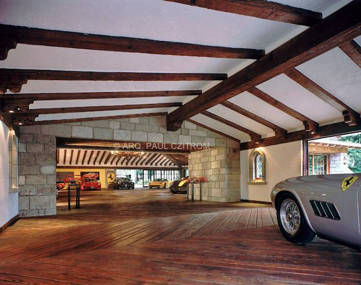 10 fant sticos garajes con madera for Garajes metalicos en bolivia