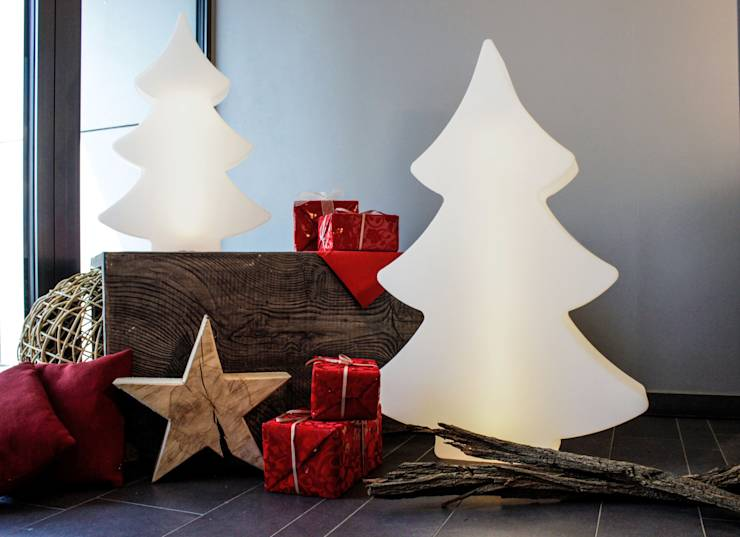 kerstverlichting zes idee n om van te genieten. Black Bedroom Furniture Sets. Home Design Ideas