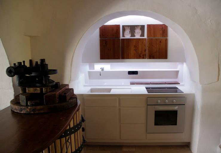 ... Idee per arredare una cucina piccola senza rinunciare a nulla lecce