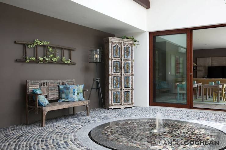 Las 10 mejores fuentes de interior para casas modernas - Fuentes de pared modernas ...