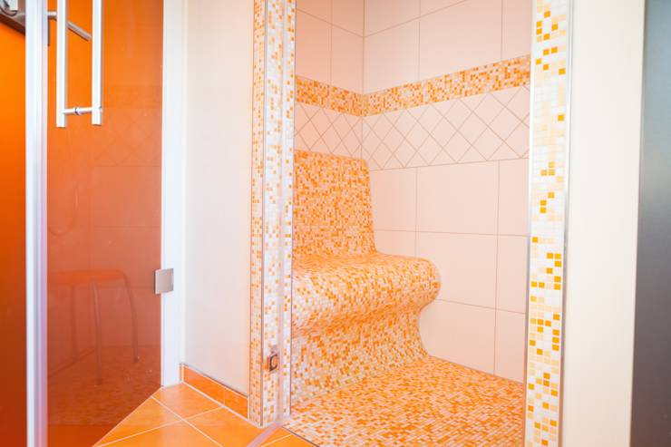 Sostituzione della vasca con la doccia come quando e perch - Doccia con seduta ...