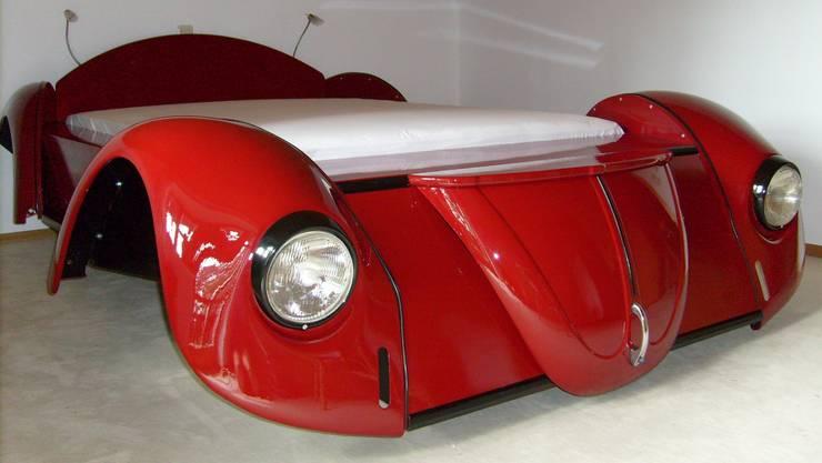 Slaapkamer Jaren 50 : Slaapkamer door Automöbeldesign