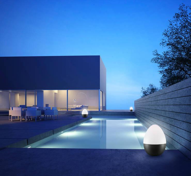 au enbeleuchtung ideen f r garten terrasse und co. Black Bedroom Furniture Sets. Home Design Ideas