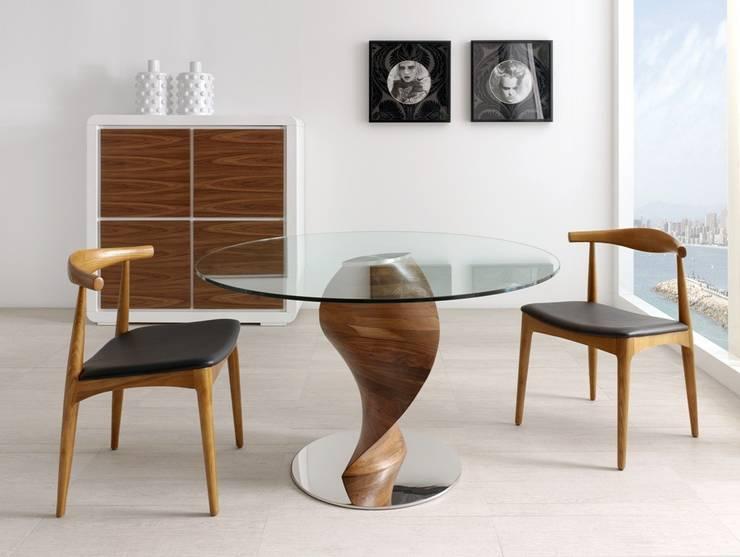Ideias para modernizar a sala de jantar - Mesas de salon comedor ...