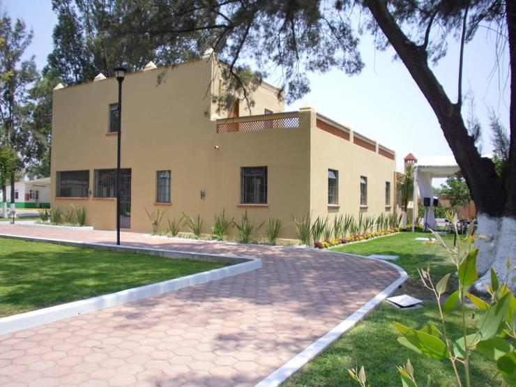 Remodelacion y restauracion casa lecheria de jrm design - Restauracion de casas ...