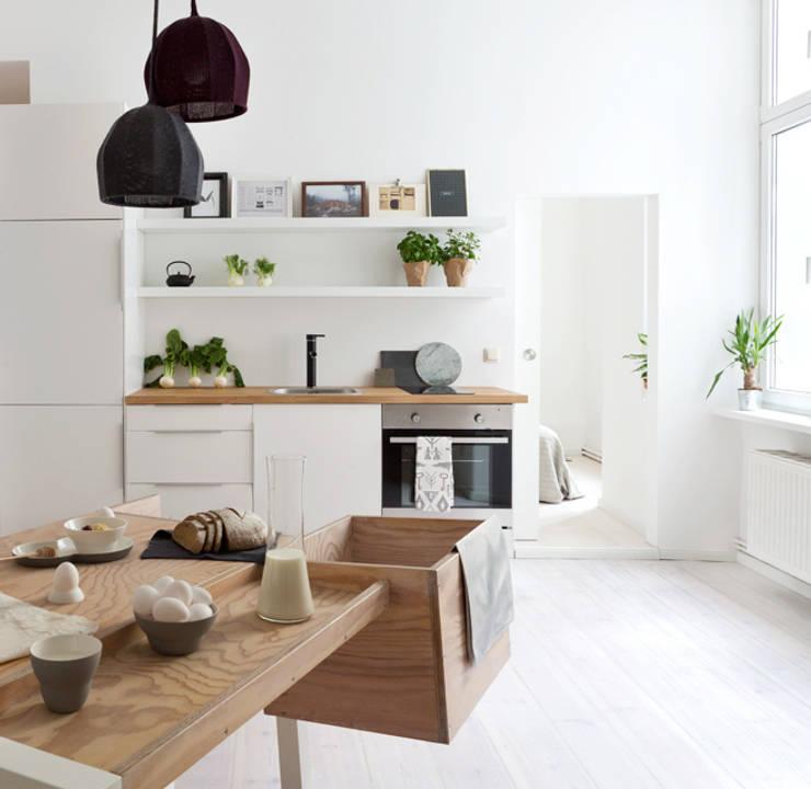 Skandinavischer stil einrichtungstipps for Einzimmerwohnung design