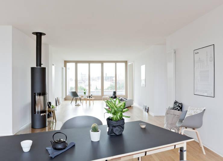 questione di stile l arredamento scandinavo. Black Bedroom Furniture Sets. Home Design Ideas