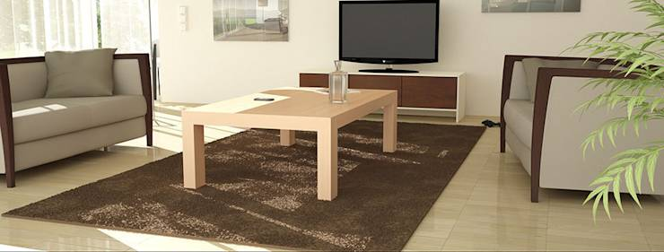 Tische & Bänke nach Maß von deinSchrankde GmbH  homify