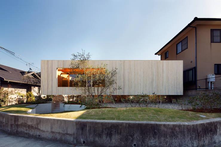 Homify 360 maison japonaise en bois - Maison de vallee au japon par hiroshi sambuichi ...