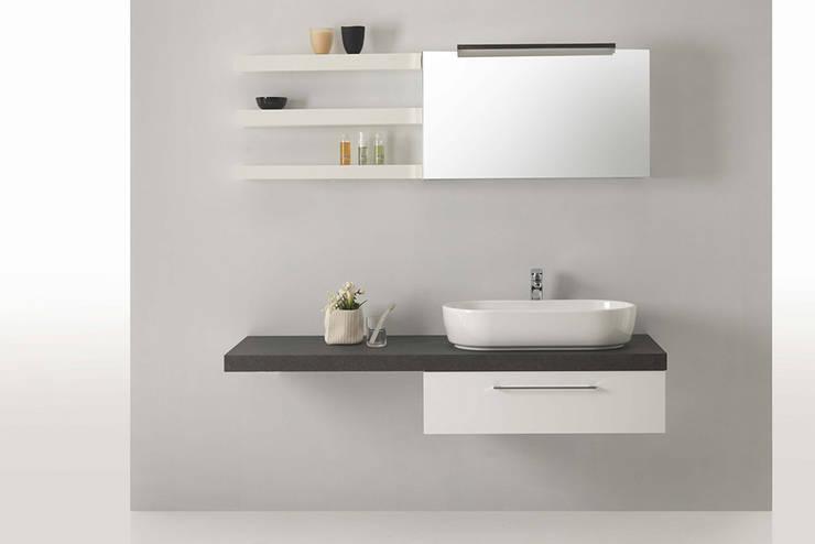 Muebles de lavabo modernos for Lavabo profundo