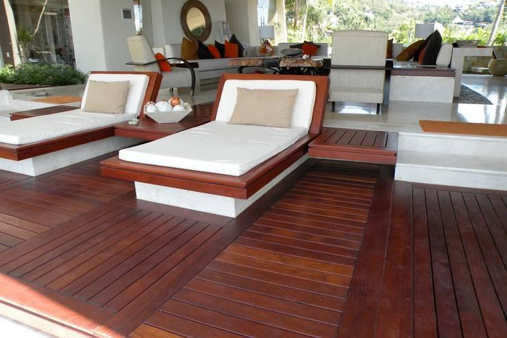 Muebles para que tu terraza se vea sensacional for Salas de terraza