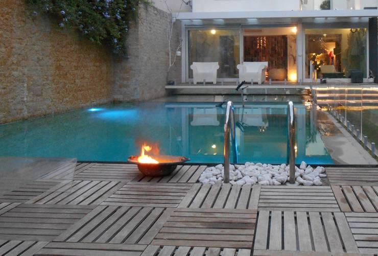 Cu nto cuesta construir una piscina for Cuanto cuesta hacer una piscina de material