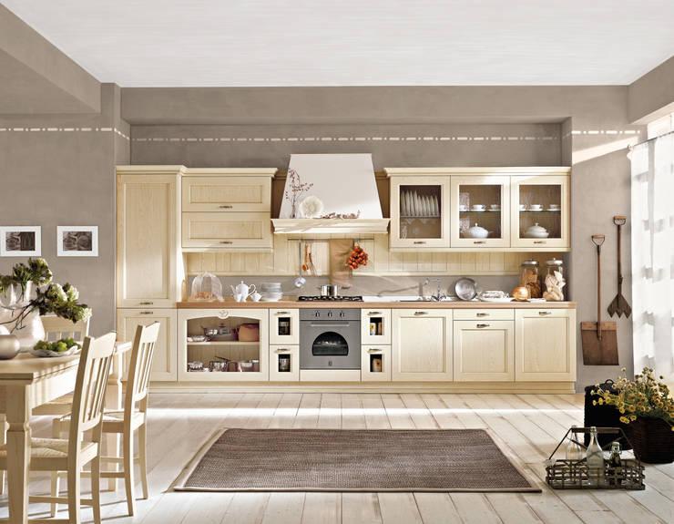 7 combinazioni di colori perfette per la tua cucina for Combinazioni colori arredamento