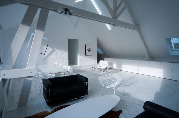 7 id es g niales pour transformer vos combles. Black Bedroom Furniture Sets. Home Design Ideas