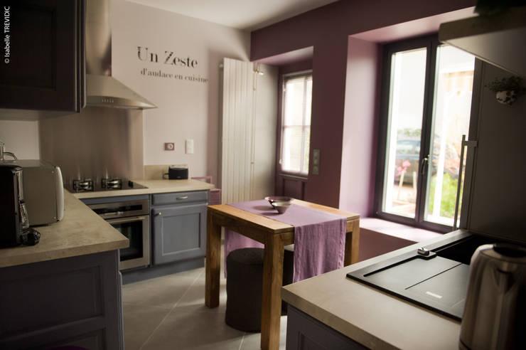 Keukenflair muurstickers voor de keuken - Keukenmuur deco ...