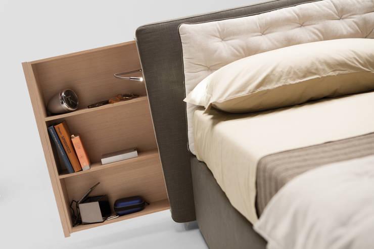 In camera l armadio non ci sta ecco 6 idee salva spazio - Ikea spalliera letto ...