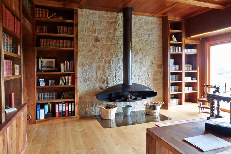 10 ideas con ladrillo y piedra vista casas con car cter - Ladrillo visto rustico ...