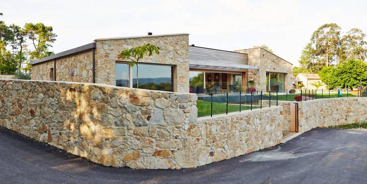 10 fachadas r sticas para que las disfrutes y cojas dato - Construccion casas de piedra ...