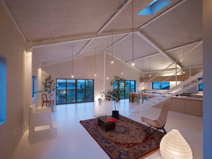 House in Yoro von AIRHOUSE DESIGN OFFICE | homify