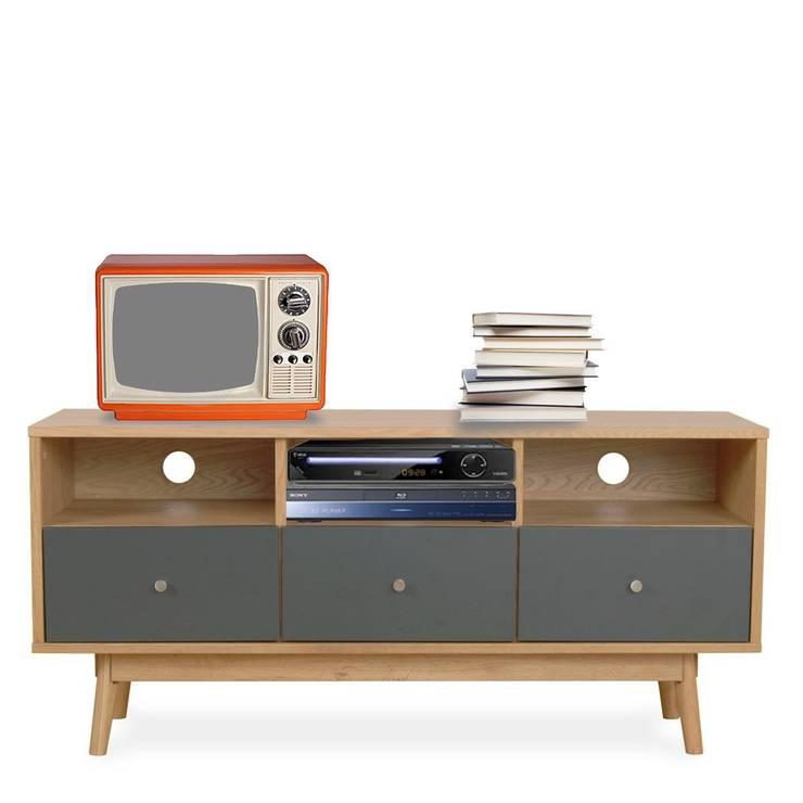 10 petits meubles pour gagner de la place for Petit meuble pour tv