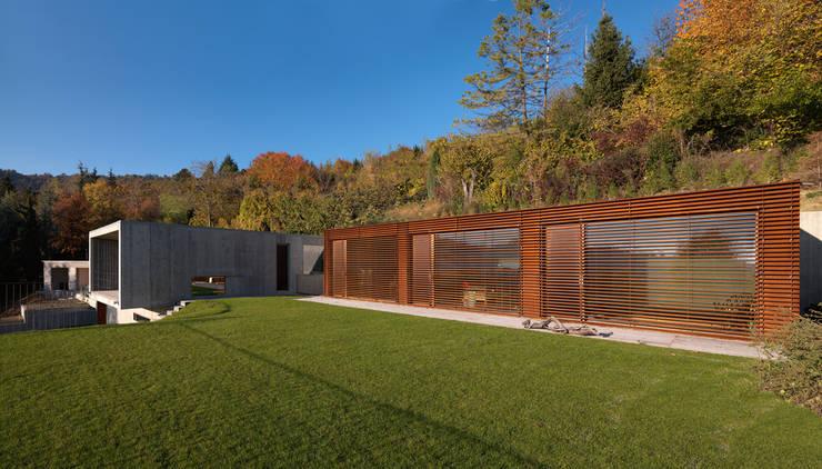 Nel cuore dell 39 architettura progettiamo una casa for Piani di casa in stile ranch contemporaneo