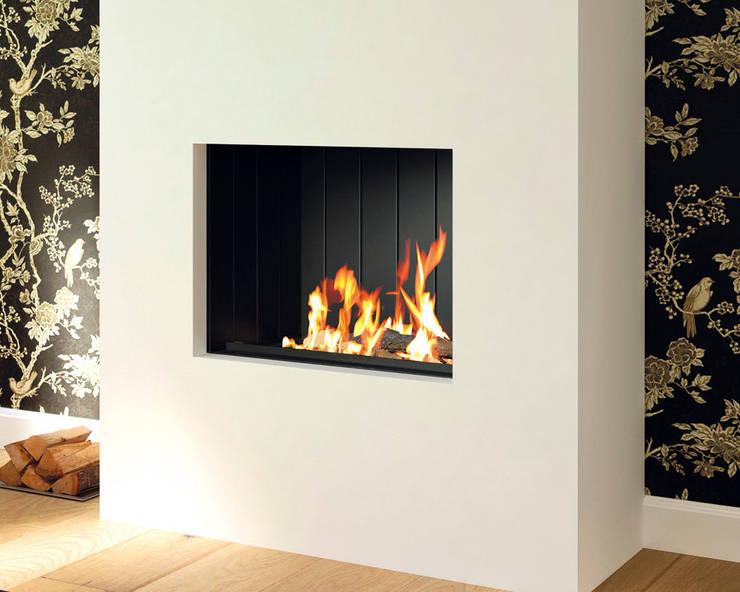 La comodit ed il lusso di un caminetto a gas le emozioni for Design frontale della casa a un piano