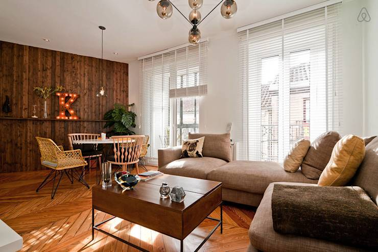 madrid apartment di cuarto interior homify