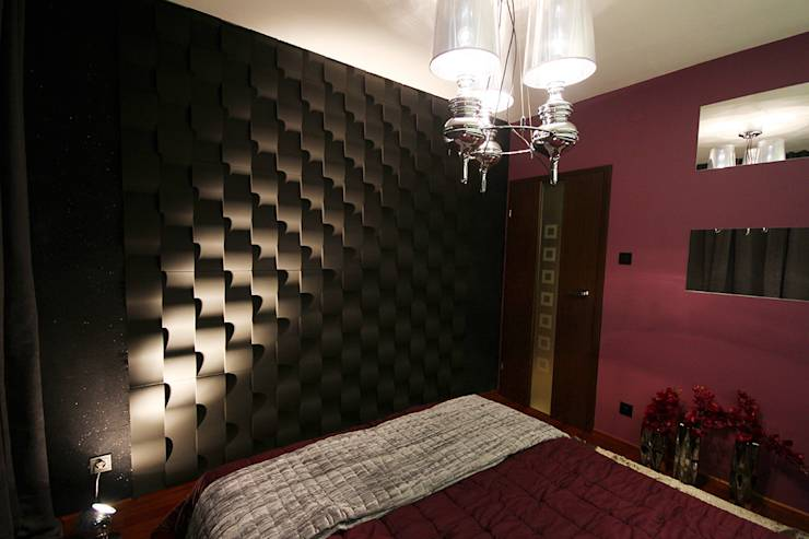 dekorative 3d wandpaneele loft design system von loft design system deutschland homify. Black Bedroom Furniture Sets. Home Design Ideas