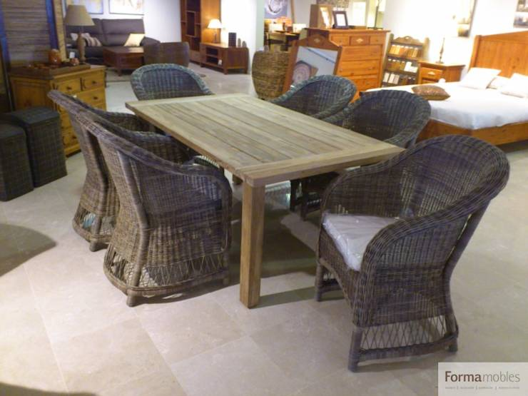 Muebles r sticos aire campestre para el siglo xxi - Muebles siglo xxi ...