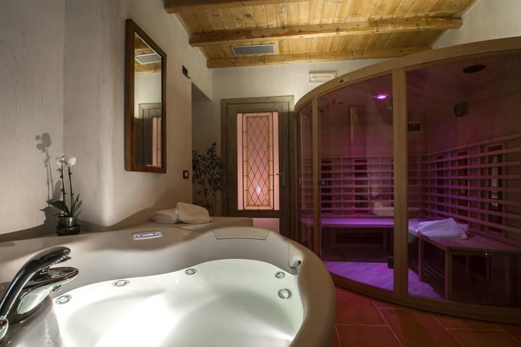 Come realizzare dei bagni di lusso da sogno!