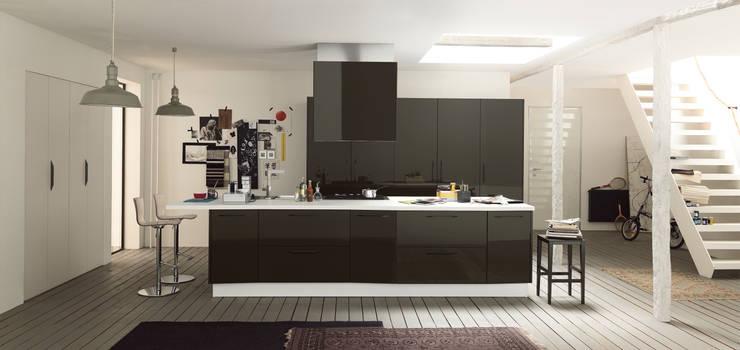 Cozinhas modernas por Matteo Beraldi Design Office