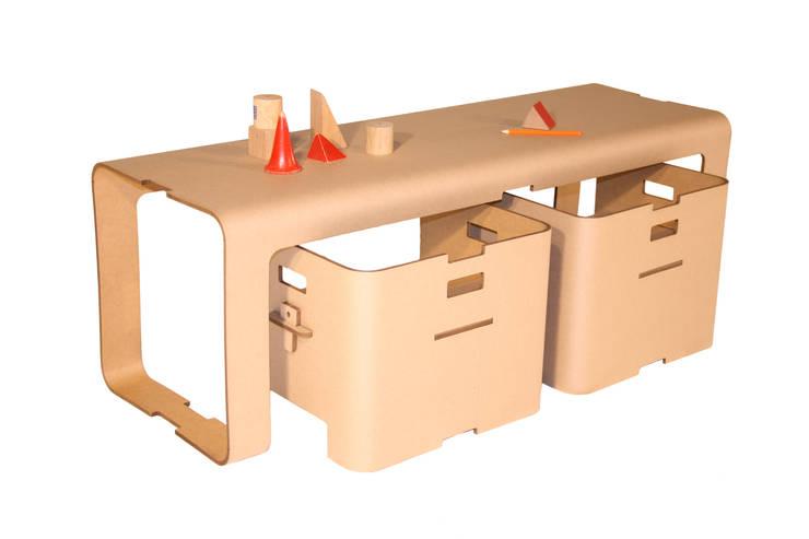 Meubler une chambre d enfant for Mobilier bureau ecologique