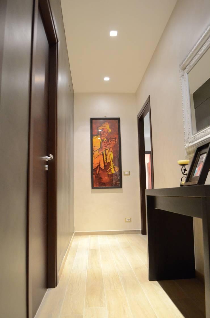 Ristrutturazione d'interni di un appartamento in Roma zona Prati di piano a  homify