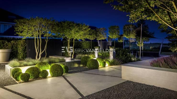 De tuin gezellig maken for Design tuinen