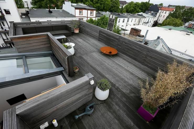 was f r verwandlungen 4 terrassen im vorher nachher vergleich. Black Bedroom Furniture Sets. Home Design Ideas