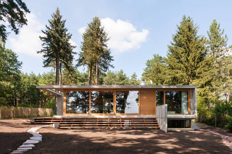 Minimalistische Fassade Modernes Design