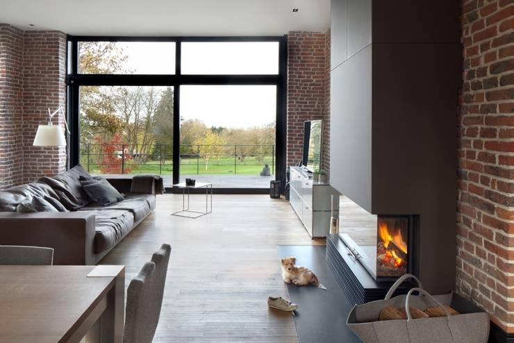 die sch nsten ideen f r wei e backsteinw nde. Black Bedroom Furniture Sets. Home Design Ideas