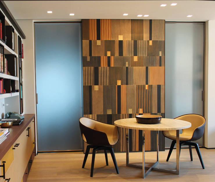 De oerkracht van de abstracte kunst in je interieur de prachtige werken van francesca zoboli - Barokke stijl kamer ...