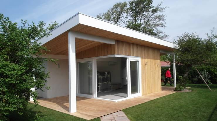 HOEB architectuur & interieur: iskandinav tarz tarz Evler