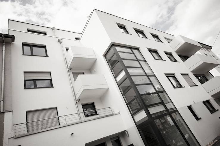 Modernes Penthouse in Köln