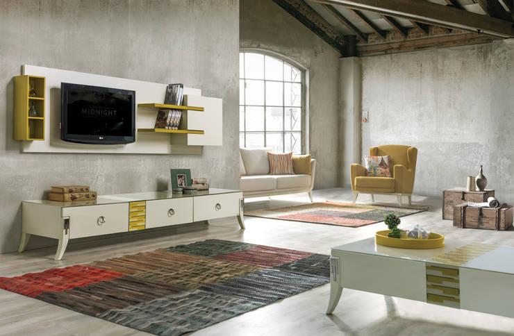 NILL'S FURNITURE DESIGN - Vogue TV Unıt:  tarz Oturma Odası