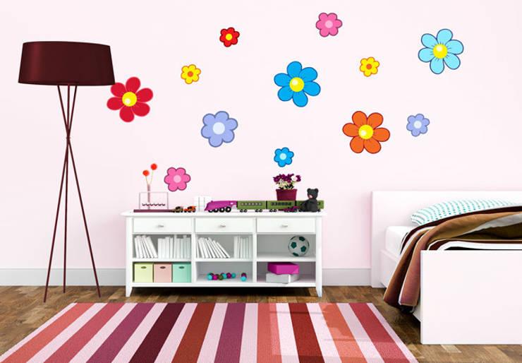 wandtattoos f r das kinderzimmer von k l wall art homify. Black Bedroom Furniture Sets. Home Design Ideas