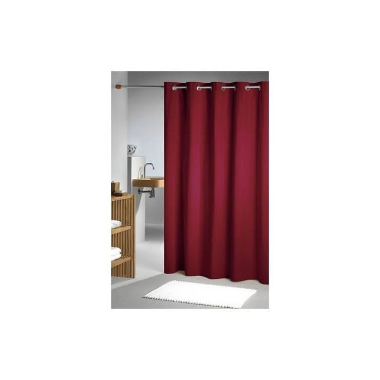 duschvorhang baumwolle polyester coloris viele gr en und farben von bad und baden homify. Black Bedroom Furniture Sets. Home Design Ideas