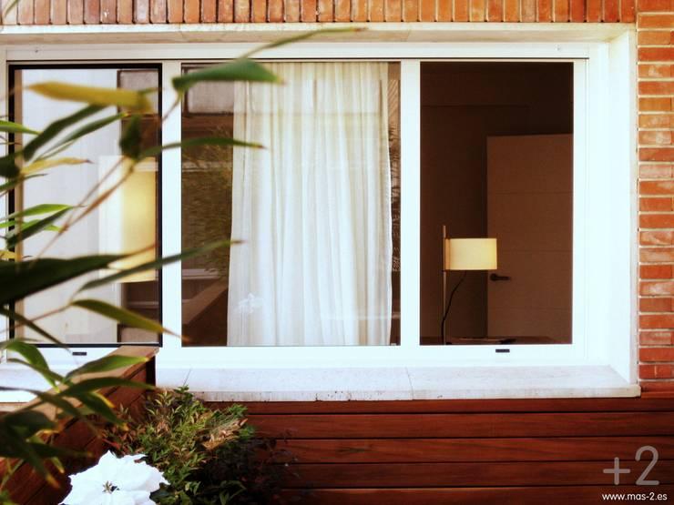 La reforma de un piso con terraza en madrid for Pisos con terraza madrid