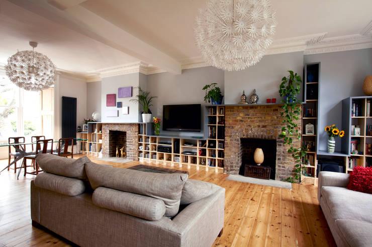 5 case che uniscono stile rustico e moderno