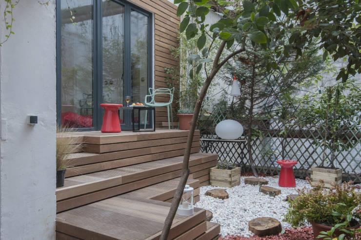 Meble Ogrodowe Drewniane Leroy Merlin :  leroy merlin Drewniane meble na taras i balkon jakie tarasowe wybrać