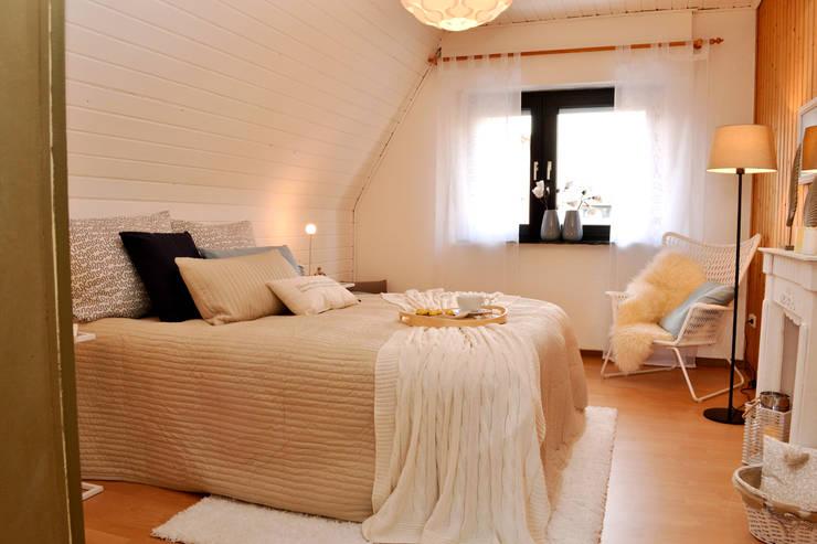 Home Staging einer Doppelhaushälfte in Selm